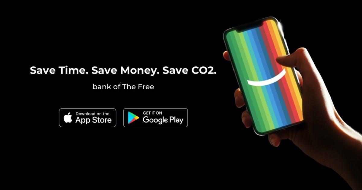 bunq | bank of The Free